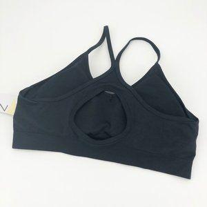 Zella Intimates & Sleepwear - Z By Zella Rhythmic Seamless Sports Bra Yoga Black